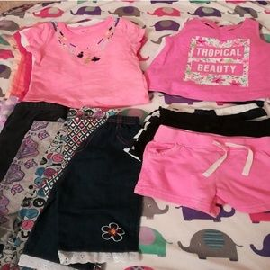 Other - 22 Piece Size 12 Months Bundle Tops & Bottoms